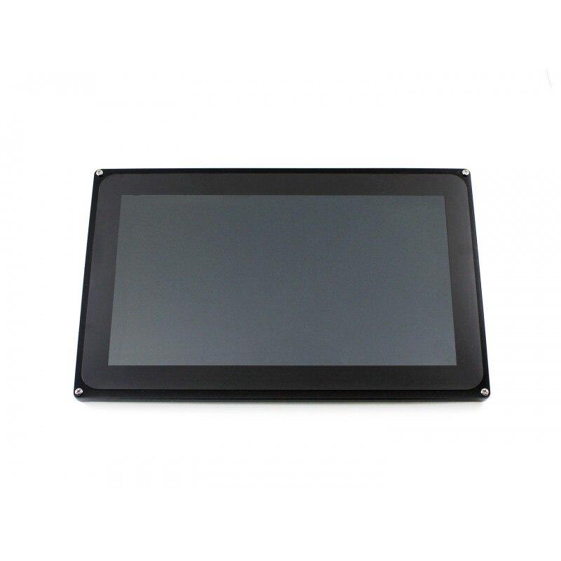Waveshare 10,1 pulgadas capacitiva táctil LCD (D) 1024*600 Multicolor gráfico LCD TFT pantalla táctil monitor para MarsBoard