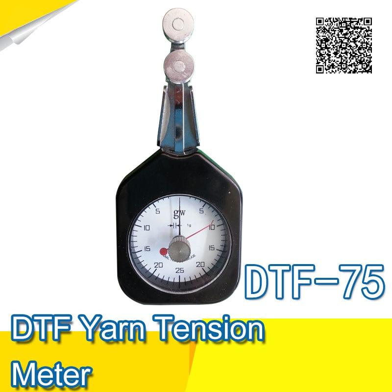 DTF измеритель натяжения пряжи Стандартный высокая яркость Тензиометр tensiometer tension