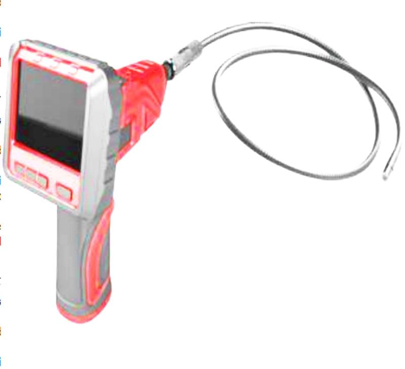 3.5 Polegada 3X Zoom Sem Fio Destacável Monitor AV Câmera Endoscópio Handheld 8833FB