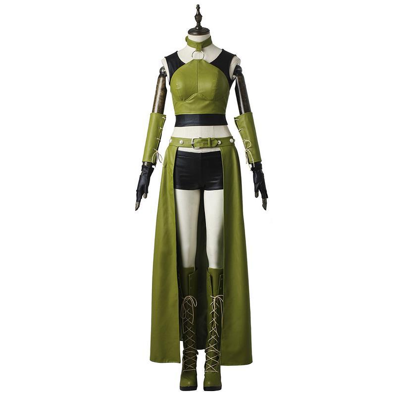 Juego caliente Cosplay Dragon Quest 11 Maritina disfraces Sexy conjunto completo ropa traje de fiesta de Halloween para las mujeres carnaval hecho a medida