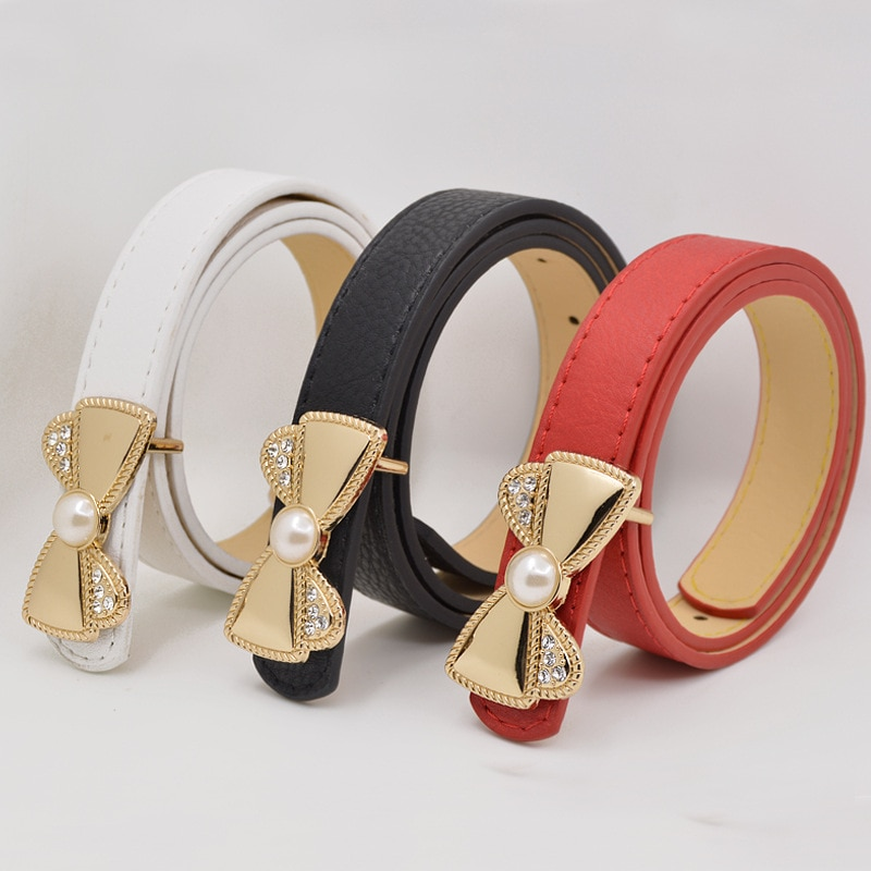 AliExpress - 2019 new Children's belt Fashion Leisure Designer Children's Belt Of Boys And Girls Cowboy Belts jeans Pure color waist belt