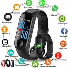 M3 Smart Band Bracelet Sports Bluetooth watch Blood Pressure Heart Rate Wristband for women men PK M4 M2