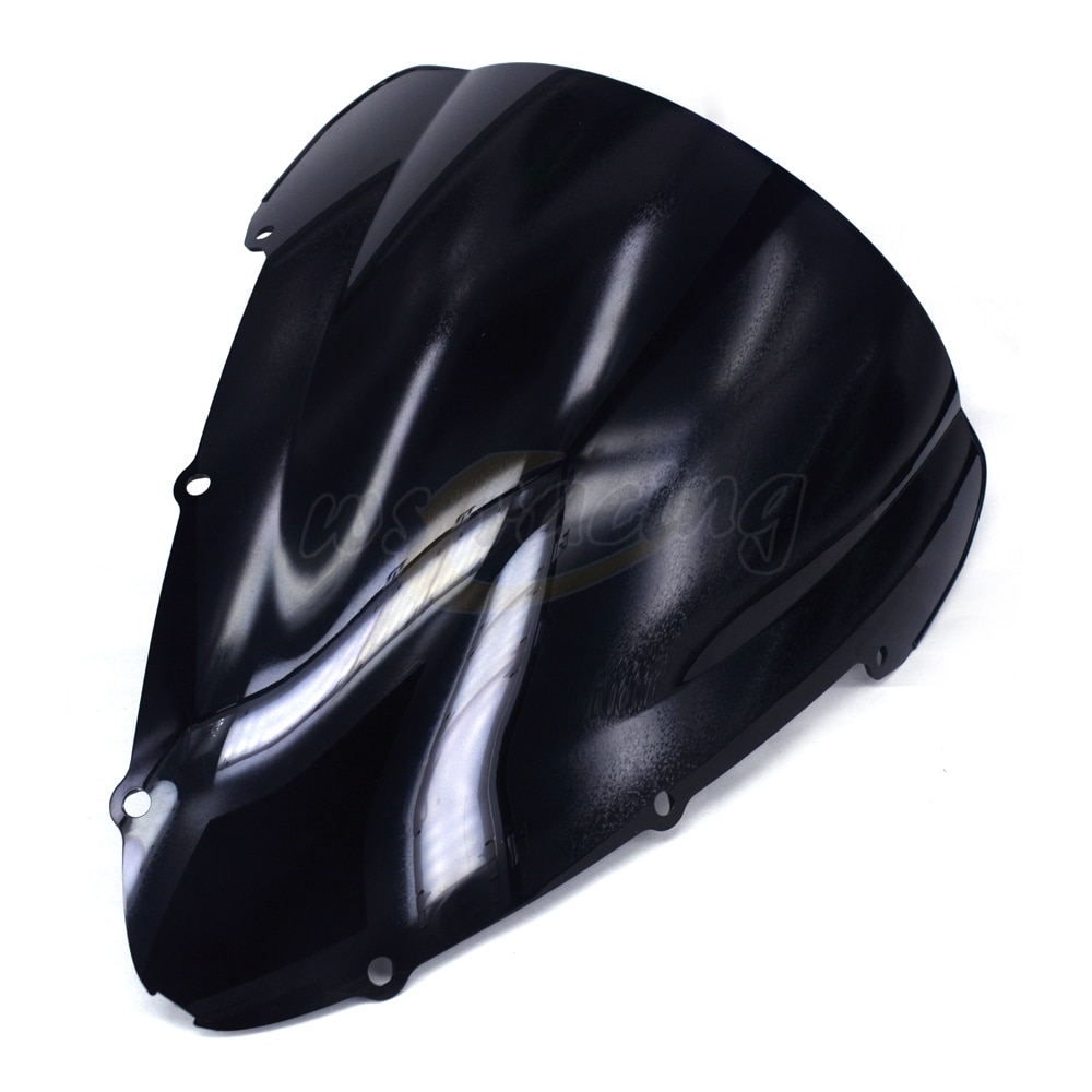 Motocicleta Windscreen Windshield Para HONDA CBR CBR600 F4i CBR600 F4I 01-07 01 02 03 04 05 06 07 moto