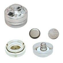 Светодиодное ночное освещение! Водонепроницаемые мини-светодиодные лампы для поделок, 20 шт.