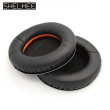 SHELKEE Audio remplacement oreillettes pièces de rechange + bandeau coussin pour Steelseries sibérie V1/V2/V3 jeu casque