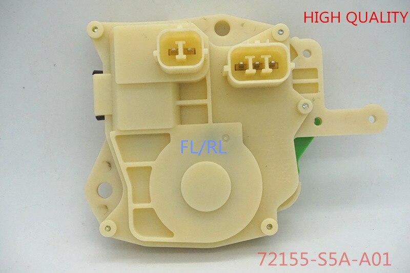 Envío Gratis actuador de bloqueo de puerta delantero/trasero/lado izquierdo para Honda para acuerdo Civic para odys2000 Insight CRV Acura