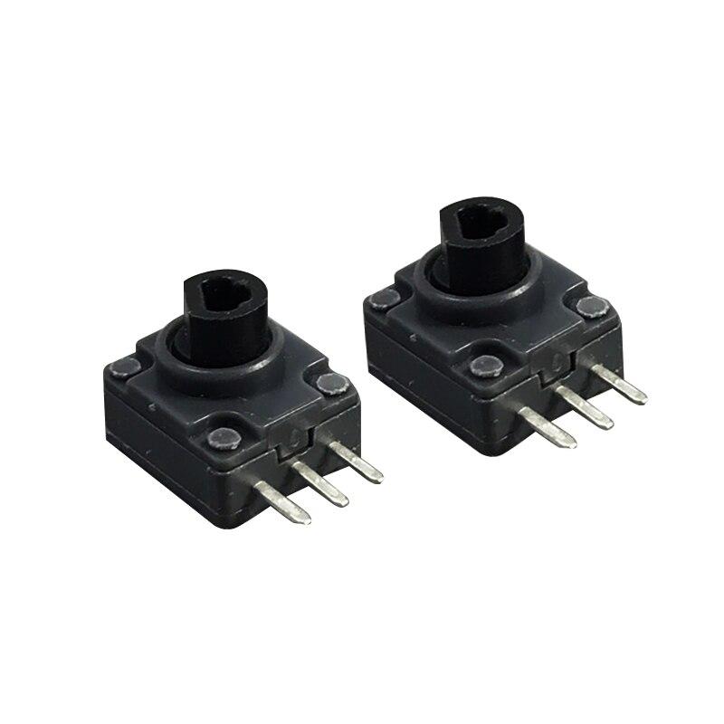 1 Set 2Pcs Black Replacement Repair Parts Lt/Rt Button Keypad For Xbox 360 Controller