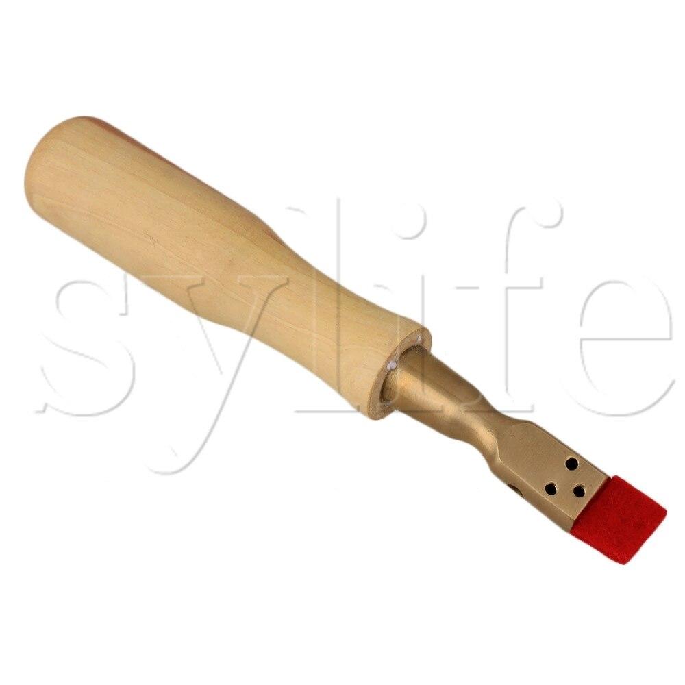 Martillo de Piano herramienta de voz con mango de madera dura