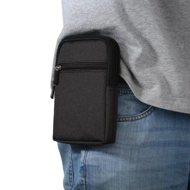 Bolsa de cinturón al aire libre para teléfono OnePlus 6/m-horse Pure 1 Pure 2/KOOLNEE K1 K1 Trio/UHANS K5000