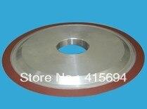Rueda de resina PDX 100*5*16*1,0mm, ruedas de molienda de carburo de silicona, rueda de molienda para acero al carbono. resina 150 red