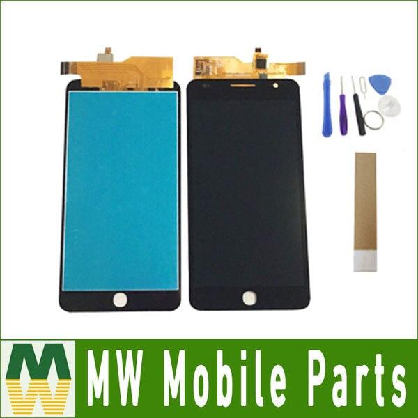 1 ud./lote para Alcatel One Touch Pop Star 3G OT5022 5022X 5022D pantalla LCD y montaje de pantalla táctil Color negro con herramientas