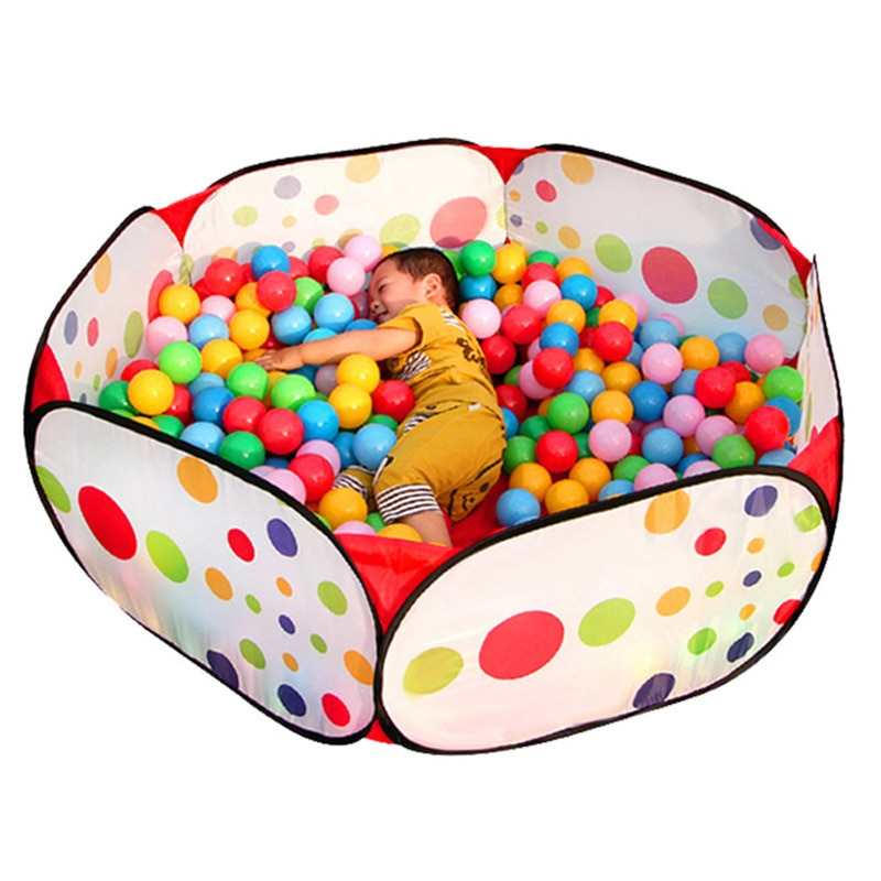 Funny gadgets Eco-Friendly Ocean Ball tent pit pool Children BOBO Ball tent (balls no inlcude )Baby Kids Play House Toys Game toys tent for kids tunnel ball pool pits ocean series cartoon game portable foldable outdoor sports toys with basket children