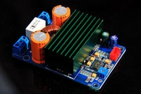 250W IRAUDAMP7 IRS2092S + IRFI4019 High Power Mono Class D HIFI Digital Amplifier Board