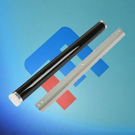 Envío gratis 1 juego * kit de tambor para kyocera KM-1620 1650 2020 2050 tambor OPC + cuchilla de limpieza