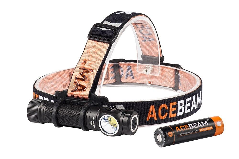 2018 neue Acebeam H15 CREE XHP 70,2 LED 2500 lumen scheinwerfer scheinwerfer
