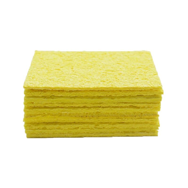 5/10 spugna per pulizia gialla, detergente per saldatore per - Attrezzatura per saldare - Fotografia 5