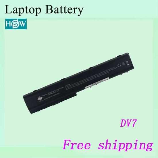 Hstnn-ib74 hstnn-ib75 hstnn-db74 hstnn-db75 hstnn-ob75 laptop akku für hp dv7t dv7t-1000 dv7z dv7z-1000