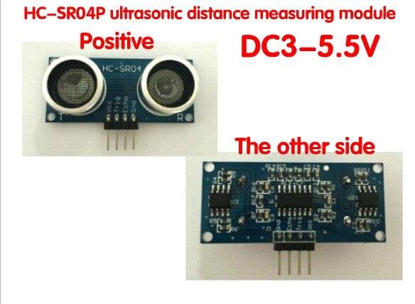 HC-SR04P Ultraschall Bis Hin Modul Ultraschall-abstandssensor Modul 3-5,5 V Breite Spannung Leistung Ist Stärker für arduino
