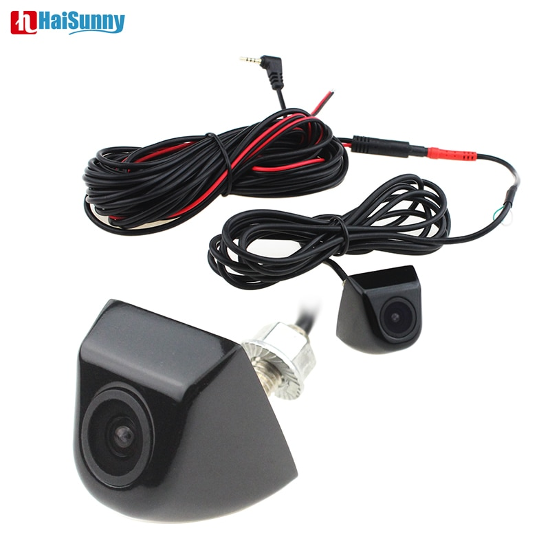 160 Degree View Angle Car Parking Backup Metal Body Camera 6-layer glass Lens 2.5mm Jack 4 Pin For C