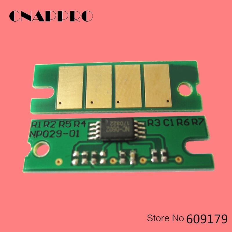 50PCS SP201 Toner Chip für Ricoh SP 201Nw 201 204SFNw 204SN 204SF 213Nw 213SNw 203SFN 203SF 200N 200 202SF SP202SF Reset-Chips