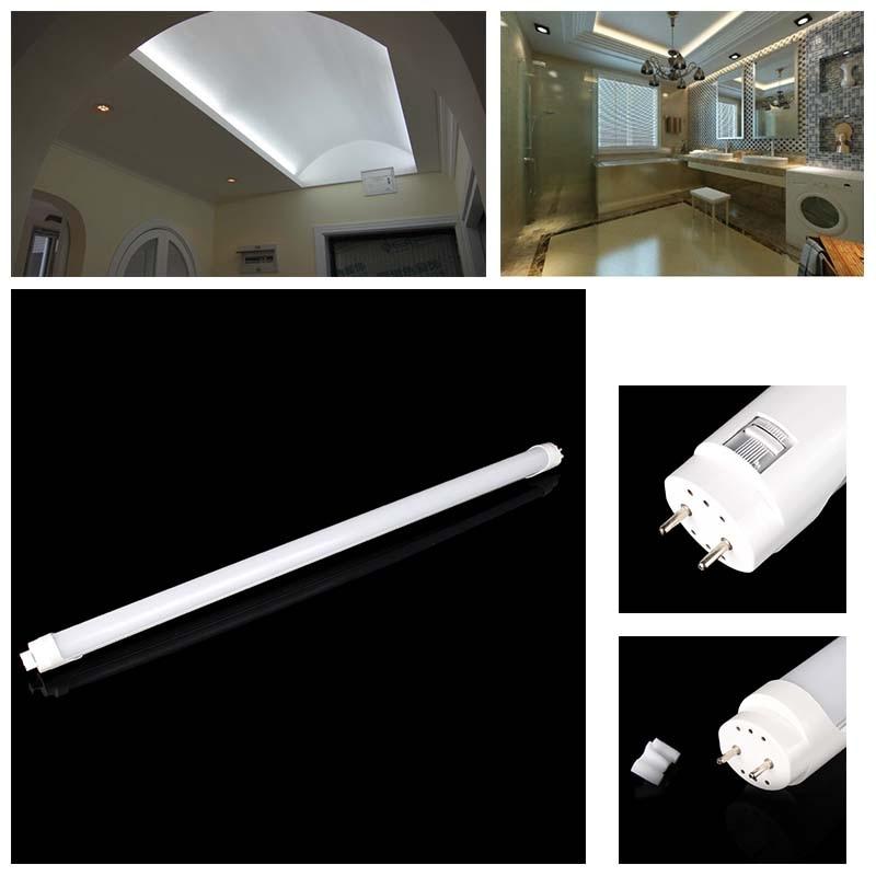 T8 tubos de luz LED Vía Láctea 600MM 900mm 1200mm 9W 14W 18W 2835 smd 220v 240V FedEx EMS envío gratis 25 unids/lote