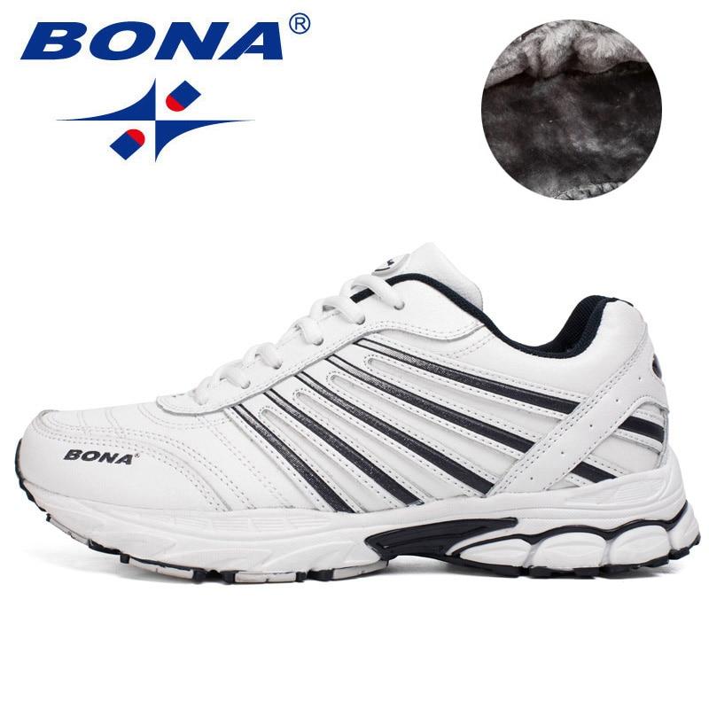 BONA-أحذية ركض مريحة للرجال ، أحذية رياضية برباط ، أحذية رياضية ، أحذية رياضية للمشي في الهواء الطلق ، طراز ممتاز ، جديد ، شحن مجاني على كل ما هو ...