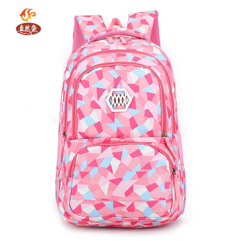 Escola de moda mochila, criança mochilas cor Hit, crianças mochila, meninos adolescentes meninas mochilas, ombro saco de livro de alta qualidade