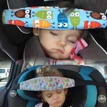 Baby Kid Kopf Unterstützung Halter Schlaf Gürtel Einstellbare Sicherheits Nickerchen Hilfe Kinderwagen Auto Sitz Schlaf Nickerchen Halter Gürtel Pad Strap