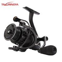 Tsurinoya NA2000-5000 Spinning Fishing Reel 9BB/5.2:1 Saltwater And Freshwater Fishing Reels Carretilha De Pesca Moulinet Carp
