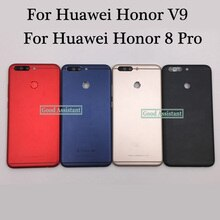 95% NEW For Huawei Honor 8 Pro DUK-L09 / Honor V9 DUK-AL20 DUK-TL30 Back Battery Cover Door Housing case Rear Glass parts