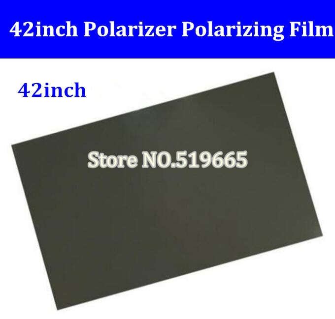42 بوصة 42 بوصة 90 درجة 90 درجة LCD LED المستقطب فيلم ل lcd led TV الجبهة فيلم
