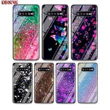 Noir coque en silicone Starlight blazé dart pour Samsung Galaxy Note 10 9 8 Pro M30 M20 S10E S10 5G S9 S8 S7 Plus Couverture