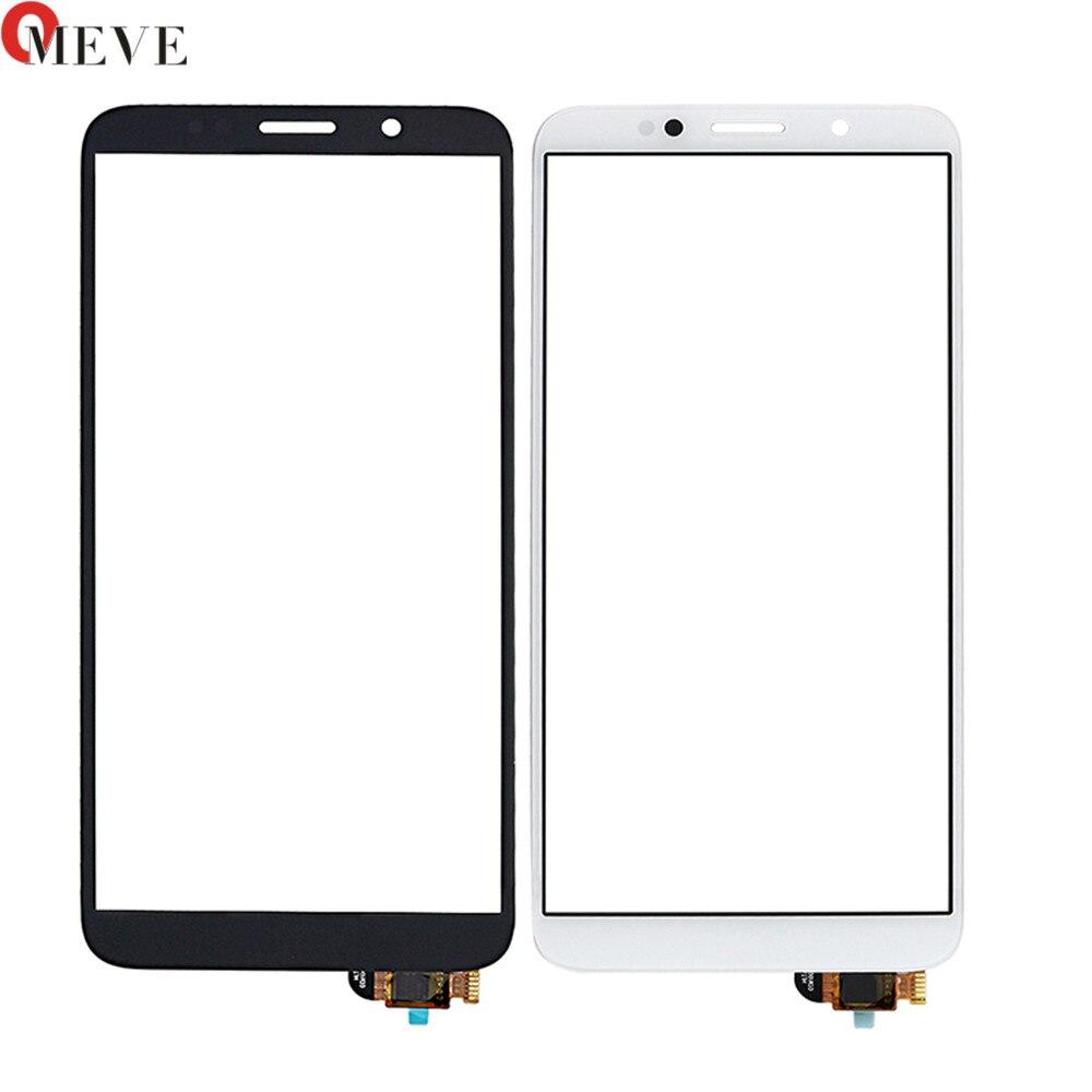 10 piezas del Panel frontal para Huawei Honor 7A S 7 S DUA-L22 Y5 primer 2018 DRA-L22 pantalla táctil Sensor de Y5 digitalizador de pantalla LCD 2018