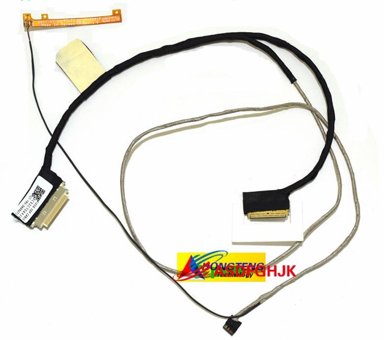 Para ThinkPad S5 S531 S540 LCD KABEL LVDS Serie DC02C006X10 04X4071 LF-6921P FHD 100% bien probado