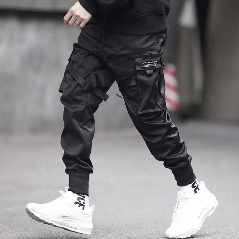 Мужские брюки-шаровары MOMO, повседневные брюки-карго с несколькими карманами в стиле хип-хоп, уличная одежда, спортивные штаны, мужские повседневные штаны-карго, для мужчин, апрель 2020