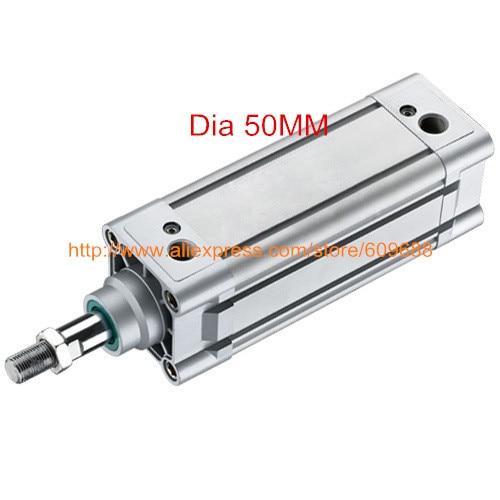 DNC50 * 50 Padrão Cilindro Pneumático Air Cilindro DNC
