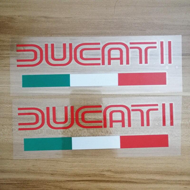 Наклейка для мотоцикла Наклейка на обтекатель логотип Подходит для Ducati Monster 795 796 696 1100 1098 1198