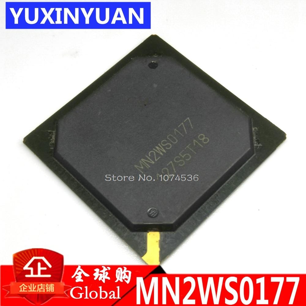MN2WS0177 2WS0177 BGA ЖК-чип новый 1 шт.