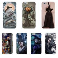 Soft TPU Protector Cases For Galaxy J1 J2 J3 J330 J4 J5 J6 J7 J730 J8 2015 2016 2017 2018 mini Pro Halloween Not So Evil Witch