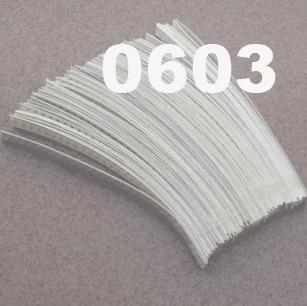 200 Uds 470R 1/10W SMD resistencia 0603 470R 470Ohm 5% código 471 1/10W 0603 resistencias