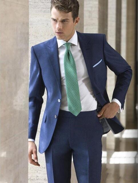 بدلة زفاف مزدوجة الصدر للرجال ، بدلة رسمية عالية الجودة لحفلات الزفاف والحفلات الراقصة ، سترة (جاكيت + بنطلون + ربطة عنق) A119