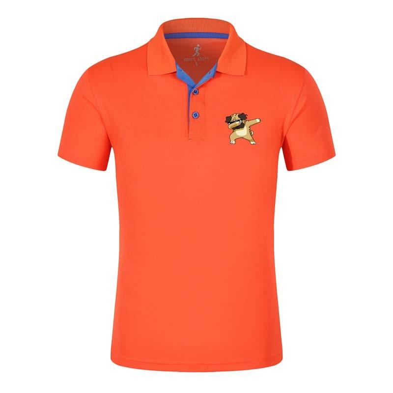 Summer High Quality Slim Polo Brand Clothing Male Casual Men's Fashion Casual Polo Shirt Solid Color Cotton Shirt Golf Shirt