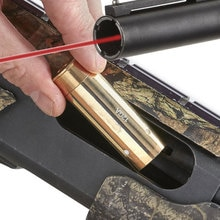 Lambul Red Laser 12 Gauge 20GAUGE Cartridge Bore Sighter 12GA Laser Boresighter Sight Boresight Scope Hunting 5.45×39 7.62×54