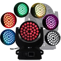 shipping from us 36 x 10w rgbw 4 in 1 zoom led moving head light dj stage party dmx 16ch 360w