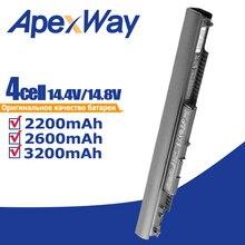 14.4v Batterie pour Pavillon HSTNN-LB6V 14-ac0XX 15-af0XX HS03 HS04 807956-001 pour HP 240 245 250 255 G4 HSTNN-LB6U hstnn lb6v