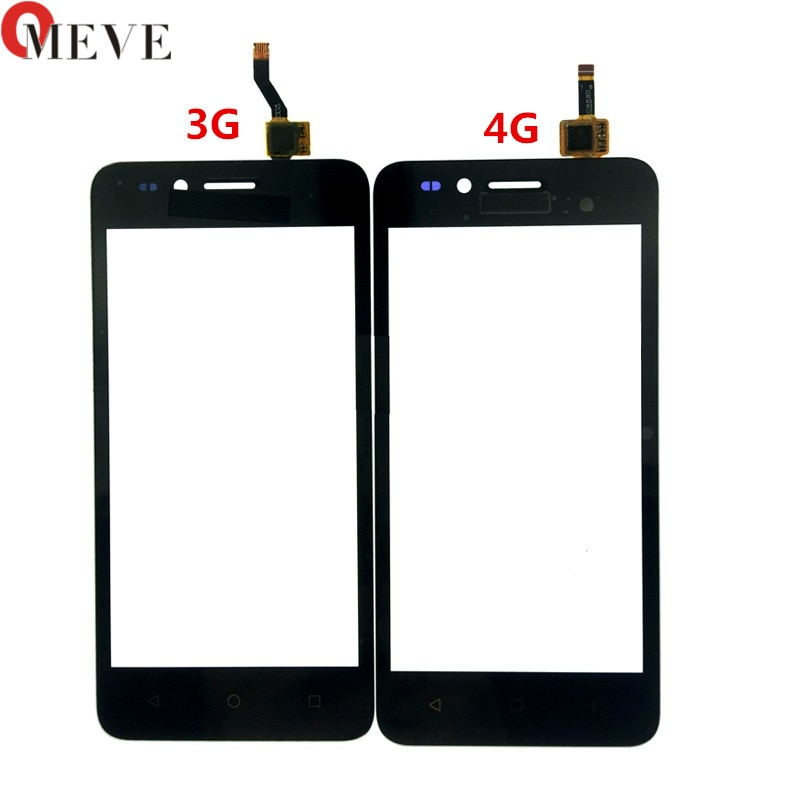 B/W/G Touchscreen Sensor For huawei U22 Y3ii Y3 II Y3 2 LUA-U03 LUA-L03 LUA-U23 LUA-L13 LUA-L21 touch screen Glass Panel