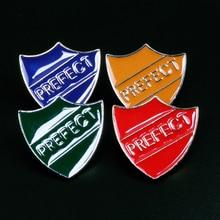 HP Hogwarts Badge Enamel Brooch Pins For women Men House Perfect School Shield Ravenclaw Prefect Pins accessories