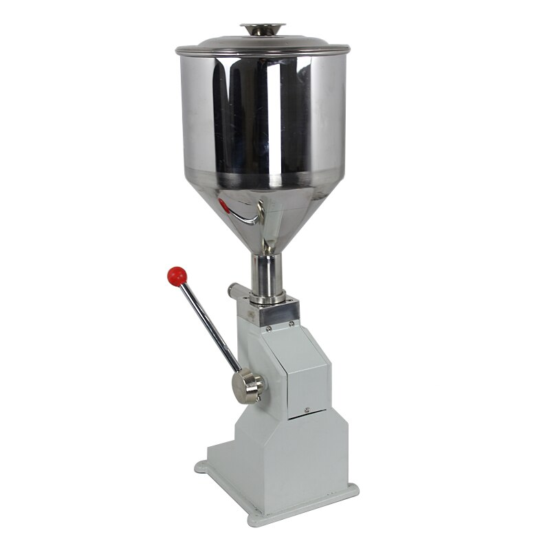 آلة لتعبئة كريم اليد بزيت الزيتون, جهاز حشو كريم الوجه