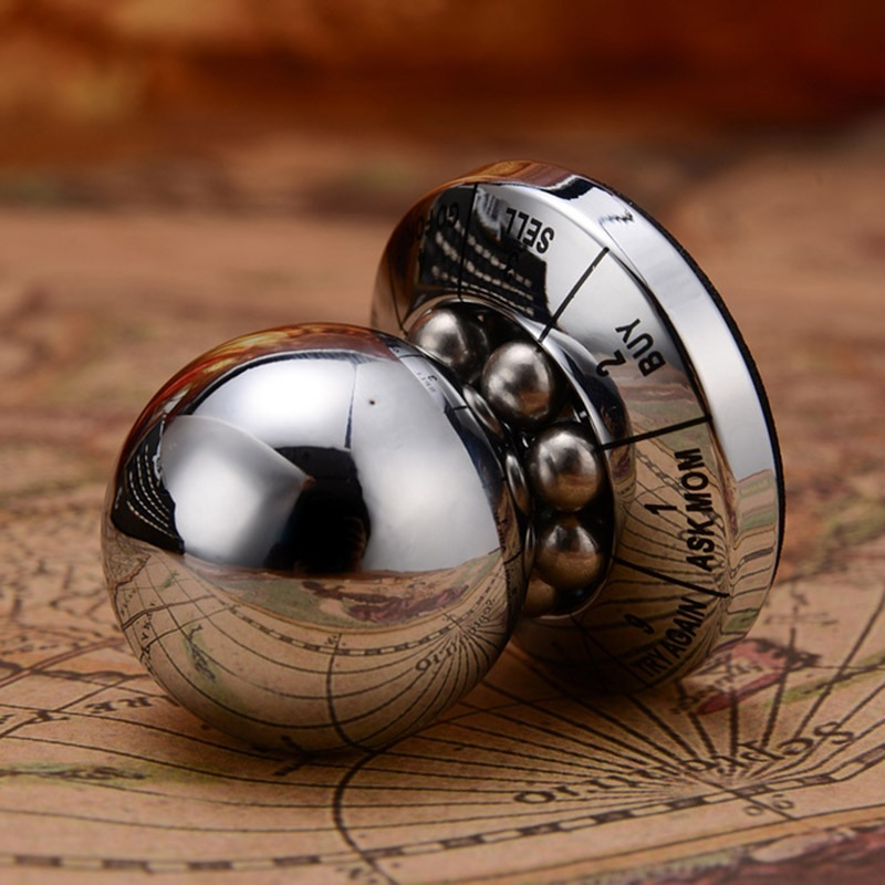 Germany MODERN predicts decision ball Creative novelty toy Desktop decompression ball Birthday gift enlarge