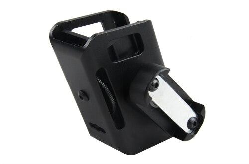 Bolsa de aluminio para revistas IPSC, ajuste de aluminio CNC para revista de pistola gz70041